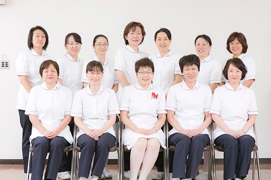 済生会京都府病院 看護師集合